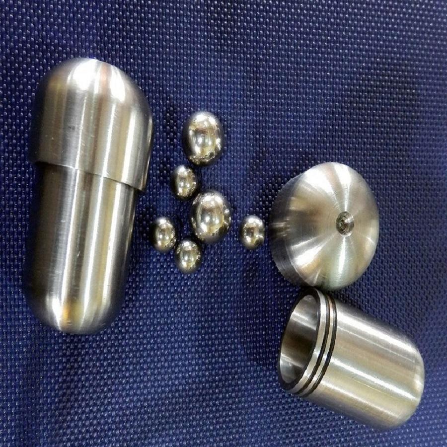 خدمات آسیاب با محفظه حاوی نیتروژن مایع |